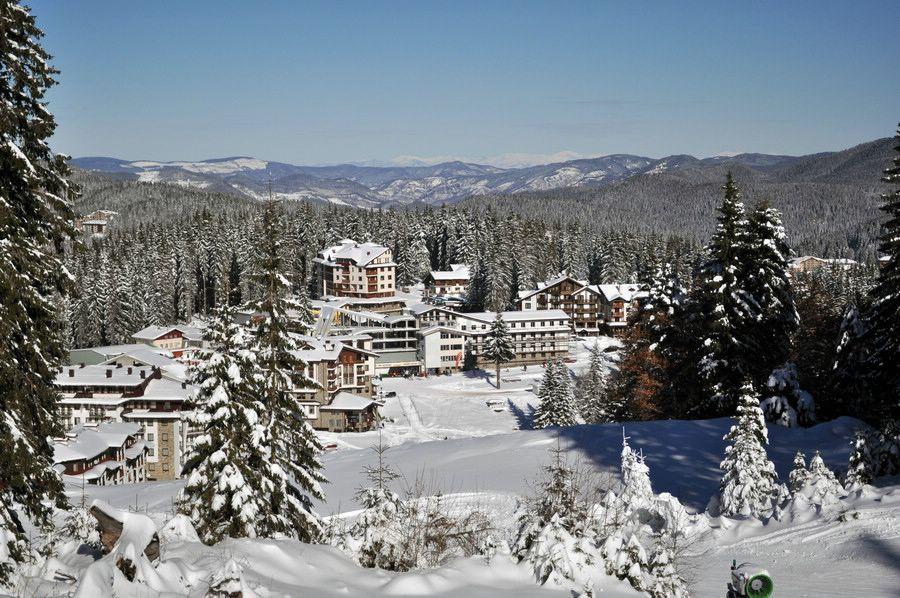 Пампорово - знаменитый горнолыжный курорт