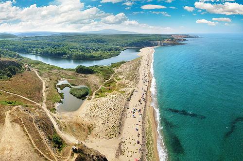 Неизвестные курорты Болгарии. Синеморец