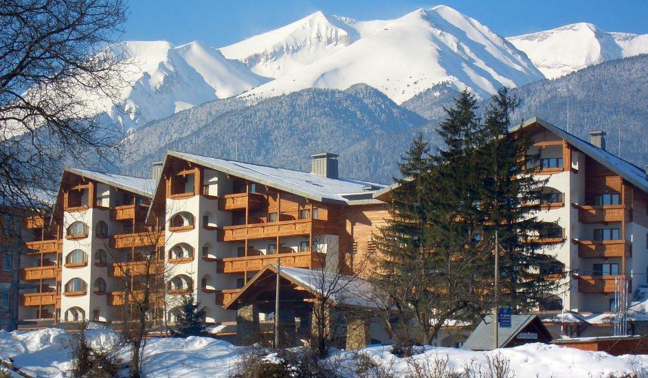 Квартиры на горнолыжных курортах Болгарии