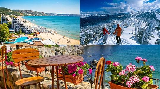 Какие курортные регионы предпочитают немецкие граждане при покупке жилья в Болгарии