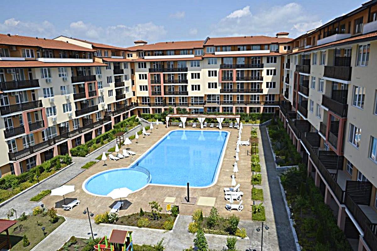 Жилые комплексы в Болгарии