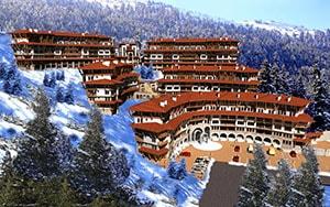 Болгарские горнолыжные курорты