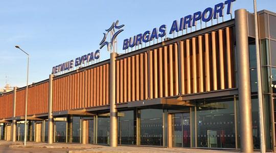 Трансфер из аэропорта Бургас