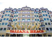 "ID704 Апартаменты на первой линии от моря в комплексе"" Тальяна Бич "" Елените"
