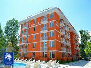 ID37 Двухкомнатная квартира в комплексе Gerber Residence 4 в западной части курорта Солнечный берег