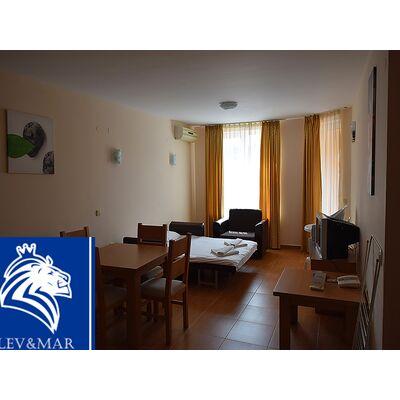 """ID430 Двухкомнатная квартира в комплексе """" Панорама Дримс """", Святой Влас"""