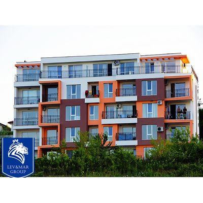 """ID456 Трехкомнатная квартира с видом на море в комплексе """" Нелли 1 """" в Бяла<br><span style=""""color: #2cbde1;"""">Бяла</span>"""
