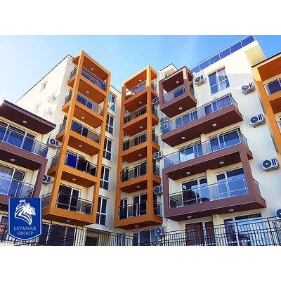 """ID455 Трехкомнатная квартира с видом на море в комплексе """" Милана 3 """" в Бяла"""