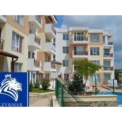"""ID461 Двухкомнатная квартира с видом на море в комплексе """" Солита """" в Бяла"""