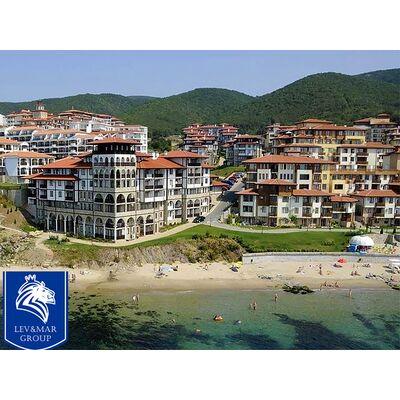 """ID511 Апартамент с одной спальней и видом на море в комплексе """" Этера 1 """" в Святом Власе"""