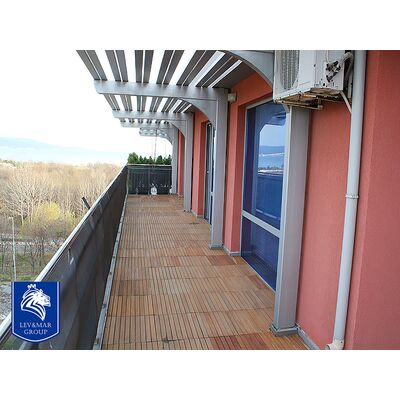 """ID572 Двухкомнатная квартира с видом на море в комплексе """" Какао Резиденс """" Солнечный берег"""