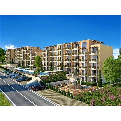 "ID661 Апартаменты напрямую от застройщика в комплексах "" Бяла Сан Резиденс 8,9 ""<br><span style=""color: #2cbde1;"">Бяла</span>"