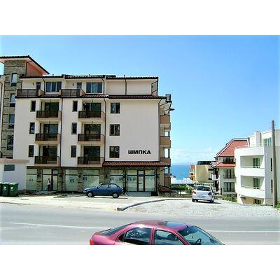 """ID697 Апартамент с двумя спальнями и видом на море в комплексе """" Шипка """" Святой Влас"""