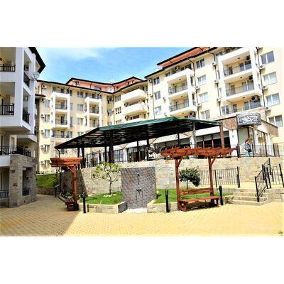 """ID228  Двухкомнатные апартаменты в  комплексе """" Sunny Beach Hills """", Солнечный берег"""