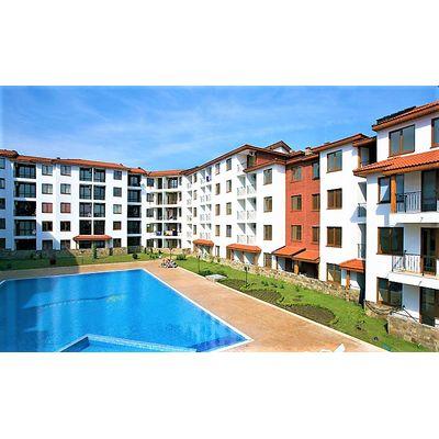 "ID745 Апартаменты с двумя спальнями в комплексе "" Аполлон 6 "" Несебр"