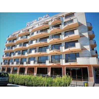 """ID766 Апартамент с двумя спальнями в комплексе """" Ривер Парк """", Солнечный берег"""
