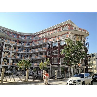 "ID770 Апартаменты в комплексе "" Вилла Ариа "" Солнечный берег"