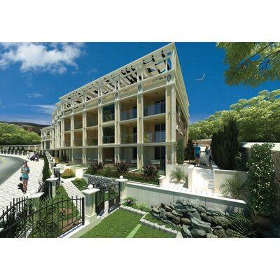 """ID 799 Апартаменты в элитном комплексе """" Вилла Флоренция """" Евксиноград, Евксиноград"""