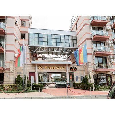 """ID825 Двухкомнатная квартира в комплексе """" Тарсис """" Солнечный берег"""