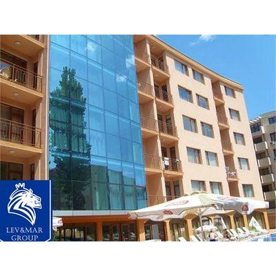 "ID5 Двухкомнатная квартира в апарт - комплексе "" Sunny Sea Palace "", Солнечный берег"