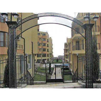"""ID871 Эксклюзивная трехкомнатная квартира с видом на море в комплексе """" Антония """" Святой Влас"""