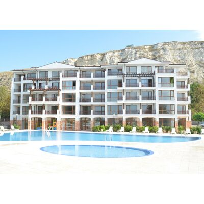 "ID880 Апартаменты с видом на море в комплексе "" Балчик Гарденс "" Балчик, Балчик"