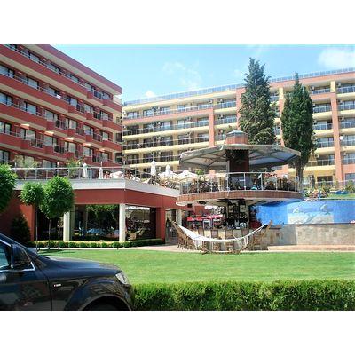 """ID989 Апартамент с одной спальней в комплексе """" Виго Панорама """" Несебр, Несебр"""