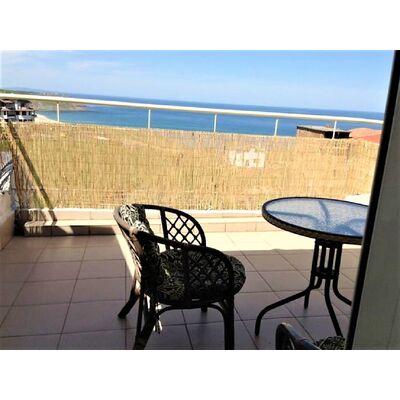 """ID953 Апартамент с одной спальней и видом на море в комплексе """" Мастерс """" Синеморец"""