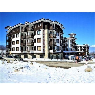 "ID971 Просторная двухкомнатная квартира в элитном комплексе "" St. George Ski & Spa "" Банско"