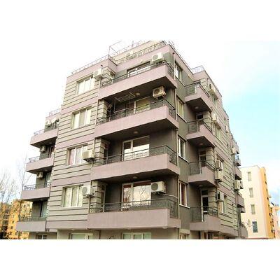 """ID979 Двухкомнатная квартира в жилом доме """" Стил 2 """", Солнечный берег"""