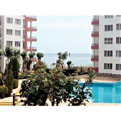 "ID1162 Двухкомнатная квартира с видом на море в комплексе "" Бразерс Бич"" Равда<br><span style=""color: #2cbde1;"">Равда</span>"