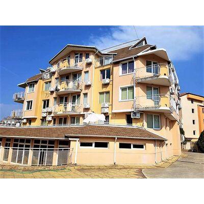 "ID1212 Двухкомнатные апартаменты в комплексе "" Амадеус ""<br><span style=""color: #2cbde1;"">Солнечный берег</span>"