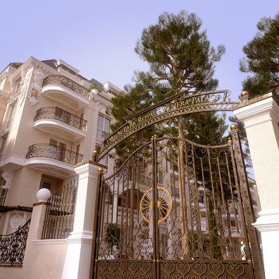 """ID1334 Апартамент с двумя спальнями в комплексе """" Венера Палас """" Солнечный берег, Солнечный берег"""