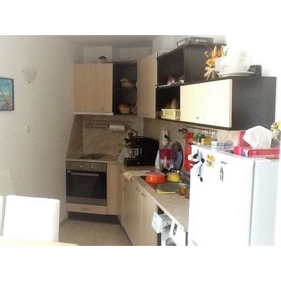 """ID1330 Двухкомнатная квартира с видом на море в комплексе """" Нью Таун """" Обзор, Обзор"""