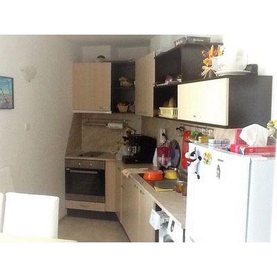 "ID1330 Двухкомнатная квартира с видом на море в комплексе "" Нью Таун "" Обзор<br><span style=""color: #2cbde1;"">Обзор</span>"
