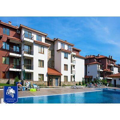 ID49 Недорогая квартира - студия в жилом комплексе Apollon 3 в курорте Равда