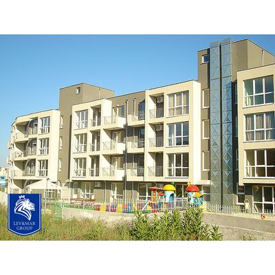 """ID55 Двухкомнатная квартира в комплексе """" BUTTERFLY """", Святой Влас"""