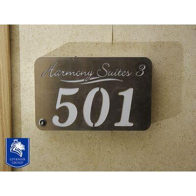 """ID77 Трехкомнатная квартира в комплексе"""" Harmony Suites 3 """"  Солнечный берег, Солнечный берег"""