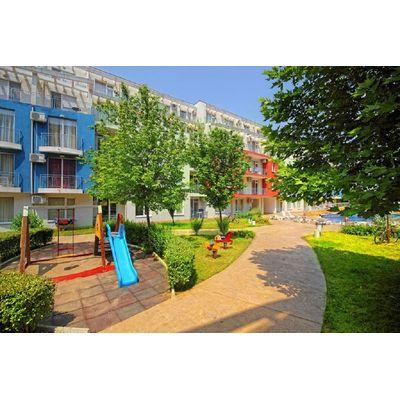 """ID1409 Апартамент с двумя спальнями в комплексе """" Санни Дэй 3 """" Солнечный берег"""