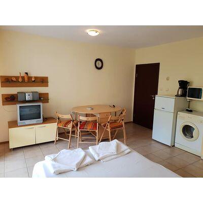 """ID1440 Двухкомнатная квартира в комплексе """" Акротирия """" Несебр<br><span style=""""color: #2cbde1;"""">Несебр</span>"""
