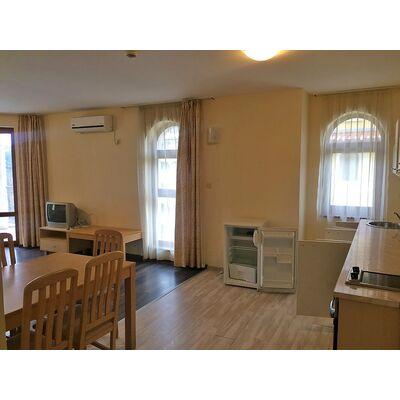 "ID1467 Апартамент с двумя спальнями в комплексе "" Саммер Дримс ""<br><span style=""color: #2cbde1;"">Солнечный берег</span>"