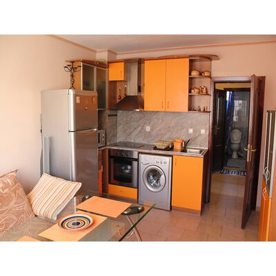 "ID1552 Трехкомнатная квартира в комплексе "" Мелоди ""<br><span style=""color: #2cbde1;"">Святой Влас</span>"