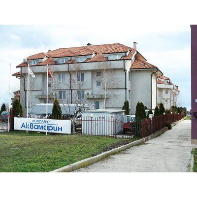 """ID1558 Двухкомнатная квартира в комплексе """" Аквамарин """", Сарафово"""