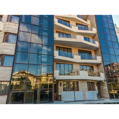 """ID920 Апартамент с одной спальней и видом на море в элитном жилом комплексе """" Миллениум """", Святой Влас"""
