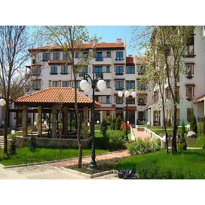 """ID1644 Двухкомнатная квартира в комплексе """" Оазис """", Лозенец"""