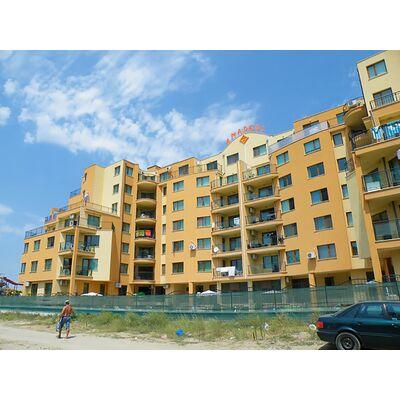 "ID1665 Двухкомнатная квартира в комплексе "" Амадеус 3 ""<br><span style=""color: #2cbde1;"">Солнечный берег</span>"