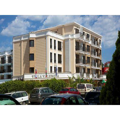 "ID687 Апартаменты в комплексе "" Вилла Валенсия ""<br><span style=""color: #2cbde1;"">Солнечный берег</span>"