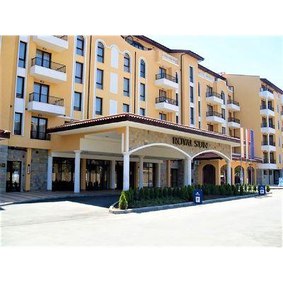 """ID1343 Апартамент с двумя спальнями в комплексе """"Роял Сан"""", Солнечный берег"""