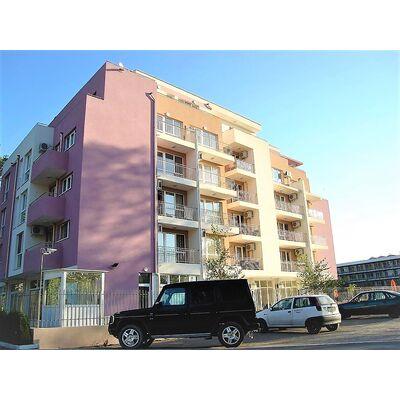 """ID1307 Апартамент с одной спальней в комплексе """" Акапулько """"<br><span style=""""color: #2cbde1;"""">Солнечный берег</span>"""