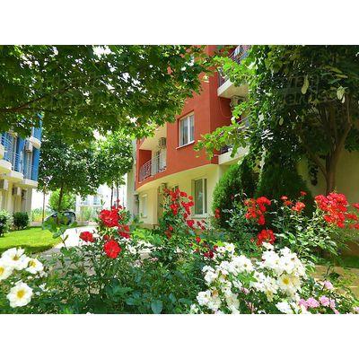 """ID595 Апартамент с двумя спальнями в комплексе """" Санни Дэй 3 """", Солнечный берег"""